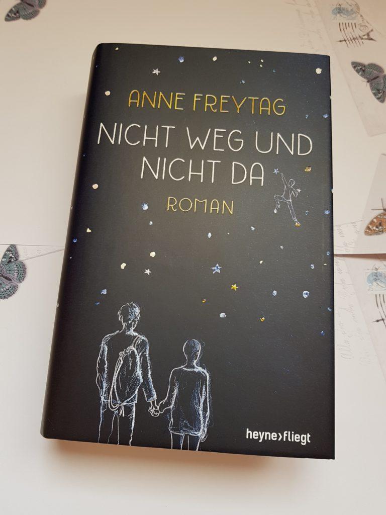 """""""Nicht weg und nicht da"""" von Anne Freytag"""