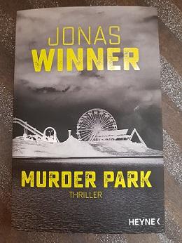 """""""Murder Park"""" von Jonas Winner"""