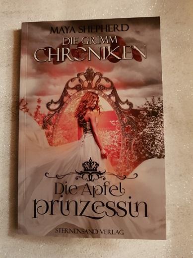 """""""Die Grimm Chroniken - Die Apfelprinzessin"""" von Maya Shepherd"""