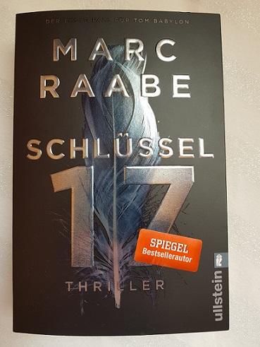"""""""Schlüssel 17"""" von Marc Raabe"""