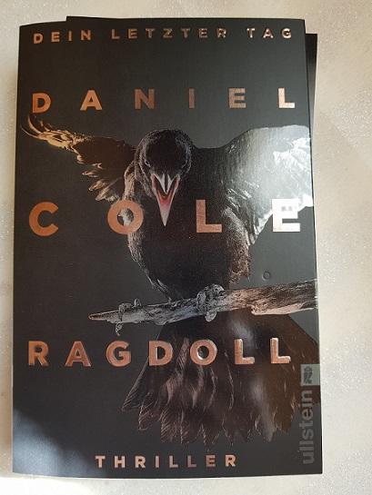 """""""Ragdoll - Dein letzter Tag"""" von Daniel Cole"""
