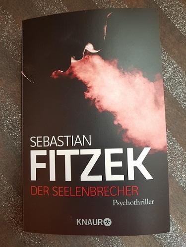 """Der Seelenbrecher"" von Sebastian Fitzek"