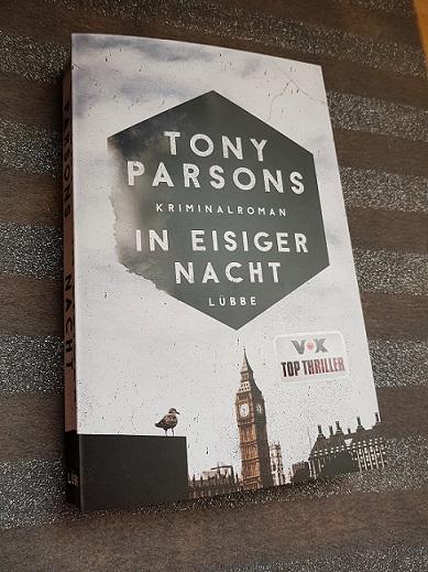 """""""In eisiger Nacht"""" von Tony Parsons"""