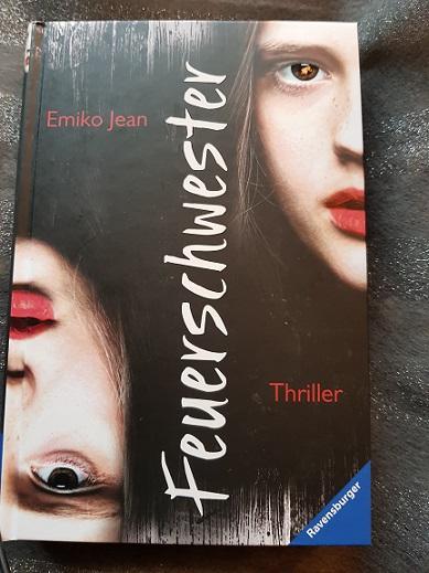 """""""Feuerschwester"""" von Emiko Jean"""