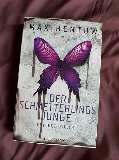 """""""Der Schmetterlingsjunge"""" von Max Bentow"""