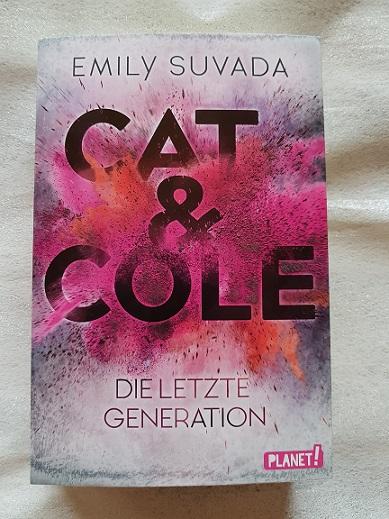"""""""Cat & Cole: Die letzte Generation"""" von Emily Suvada"""