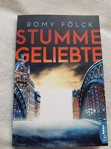 """""""Stumme Geliebte"""" von Romy Fölck"""