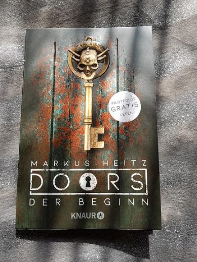 """""""DOORS Der Beginn - Pilotfolge"""" von Markus Heitz"""