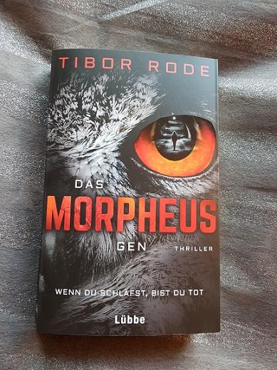 """""""Das Morpheus-Gen, wenn du schläfst bist du tot"""" von Tibor Rode"""