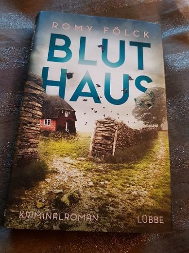 """""""Bluthaus"""" von Romy Fölck"""
