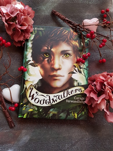 """Woodwalkers - Carags Verwandlung"" von Katja Brandis"