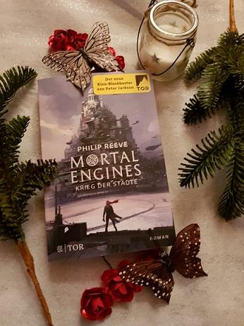 """""""Mortal Engines - Krieg der Städte"""" von Philip Reeve"""