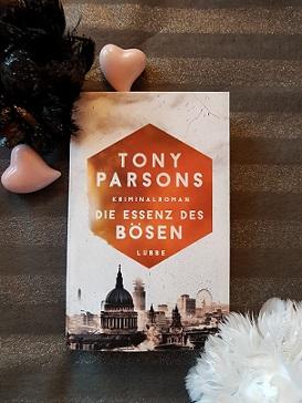 """""""Die Essenz des Bösen"""" von Tony Parsons"""