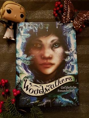 """""""Woodwalkers - Gefährliche Freundschaft"""" von Katja Brandis"""