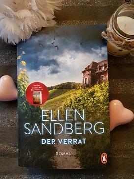 """""""Der Verrat"""" von Ellen Sandberg"""