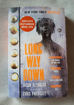 """Long way down"" von Jason Reynolds"