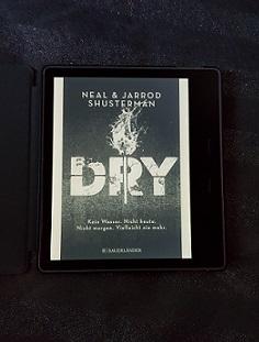 """Dry"" von Neal Shusterman, Jarrod Shusterman"