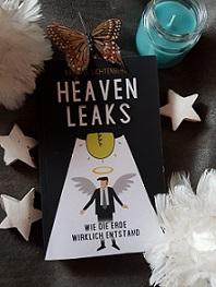 """""""HeavenLeaks: Wie die Erde wirklich entstand"""" von Raphael Lichtenberg"""