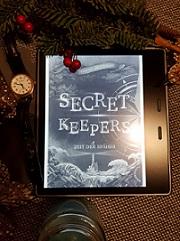 """""""Secret Keepers 1: Zeit der Späher"""" von Trenton Lee Stewart"""