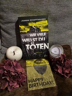 """""""Wie viele willst du töten"""" von Joanna Schaffhausen"""