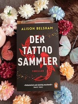 """""""Der Tattoosammler"""" von Alison Belsham"""